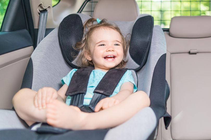 Kindersitze 15-36 kg mit Isofix