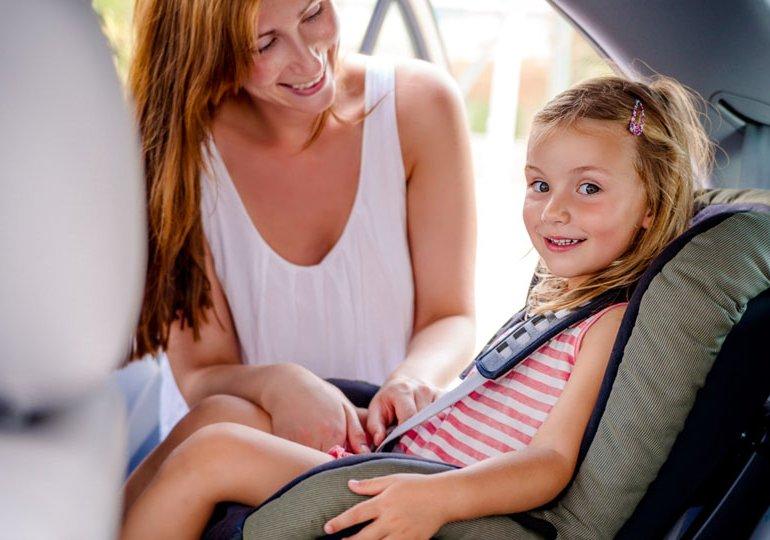 Kindersitz – Bis wann gilt die Kindersitzpflicht für Kinder?